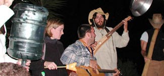 Campfire Musicians at Irvine meadows West